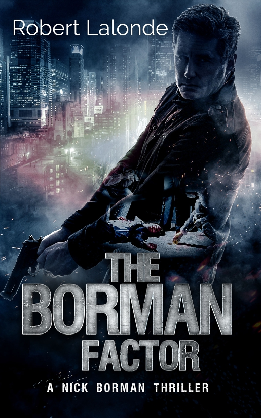 The Borman Factor suspense thriller novel