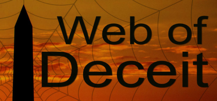 web of deceit novel